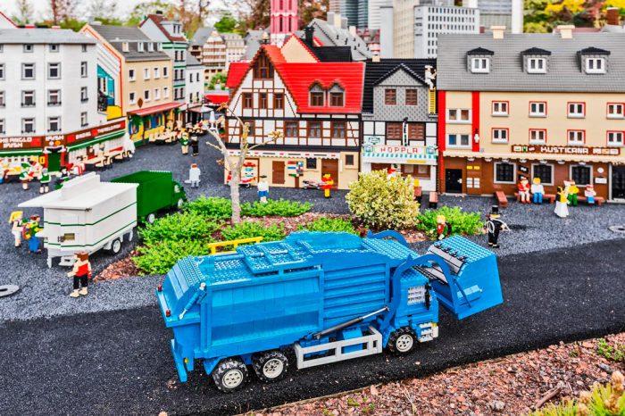 Наиболее популярные серии конструкторов Lego