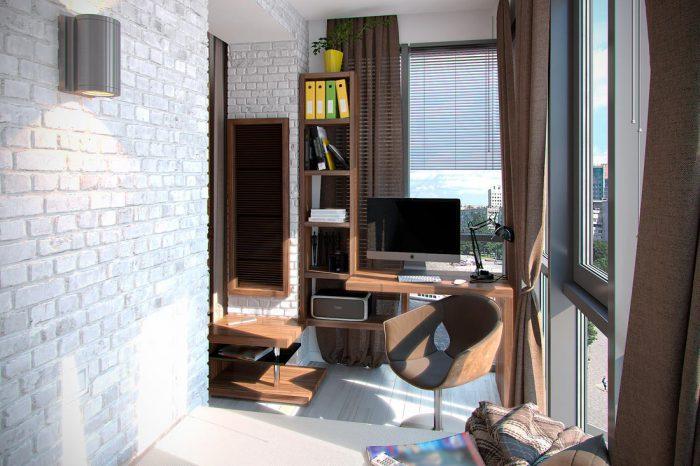 Балкон - склад для хлама или дополнительные метры для детского уголка
