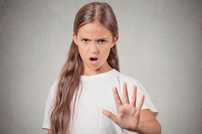 Как научить ребенка говорить «нет»