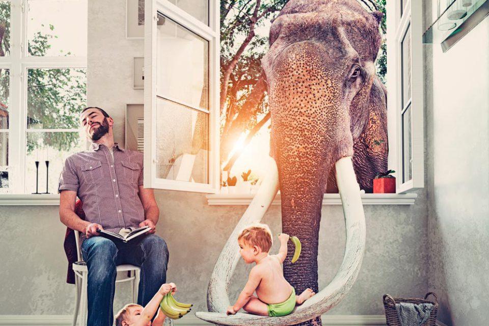 Мужской подход к бебиситтингу. Как помочь папе и ребенку не бояться проводить время наедине?