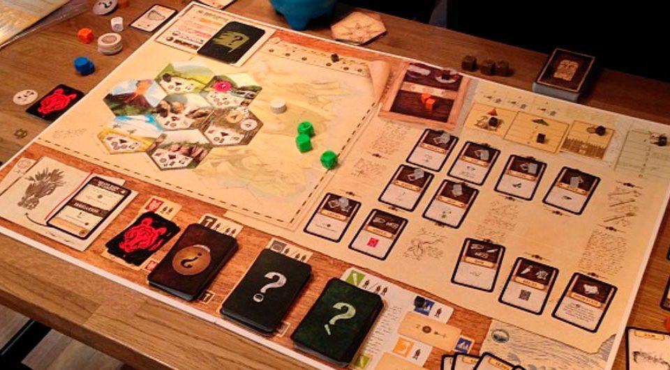 Девять захватывающих настольных игр по мотивам книг и фильмов
