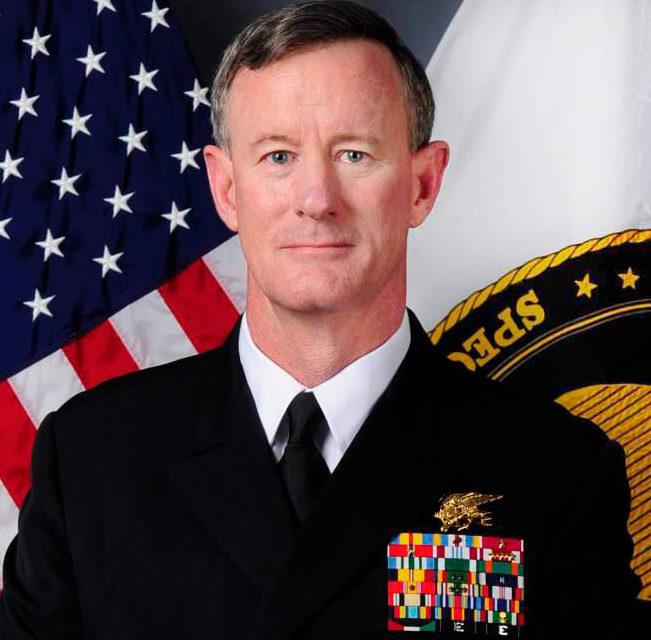 Адмирал ВМС США. Если вы хотите изменить Мир, сначала заправьте свою кровать