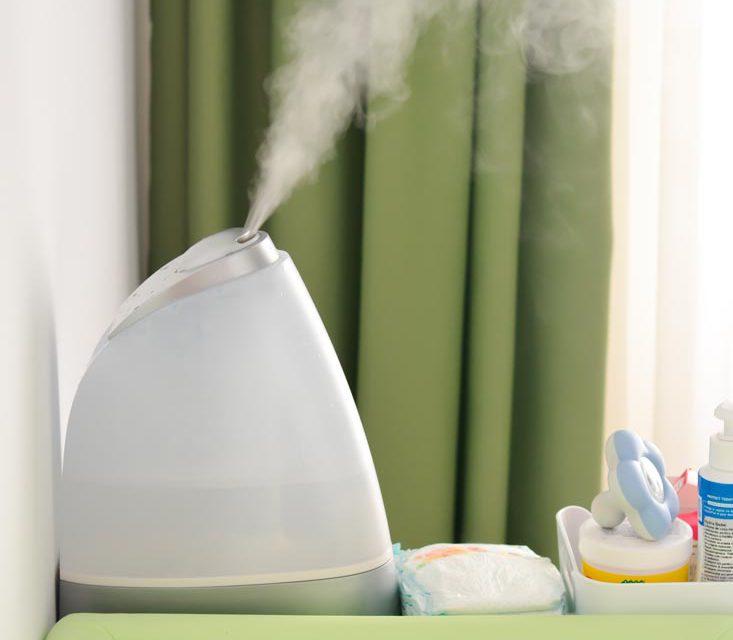 Выбор бытового увлажнителя воздуха