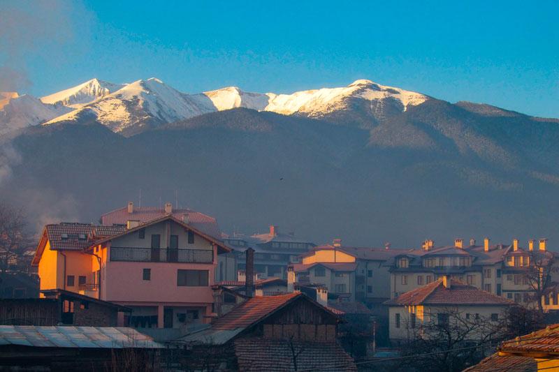 Банско, Болгария